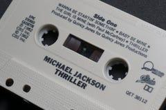 Michael Jackson imagens de stock royalty free