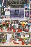 Michael Jackson Gedenkteken Royalty-vrije Stock Foto