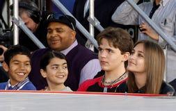 Michael Jackson Immortalized foto de archivo libre de regalías
