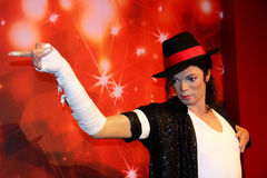 Michael Jackson Royalty Free Stock Photography