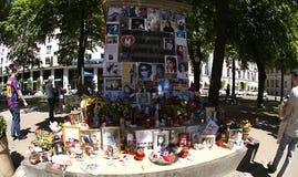 Michael Jackson memorial in Munich Stock Image
