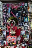 Michael Jackson Memorial in Munich Royalty Free Stock Image
