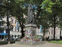 Michael Jackson pomnik w Monachium, Niemcy Zdjęcie Stock