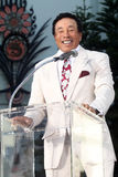 Michael Jackson, Smokey Robinson Stock Photography
