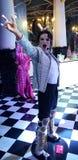 Michael Jackson statua zdjęcia stock