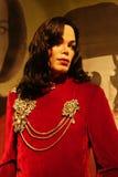 Michael Jackson Wax Figure Royaltyfri Fotografi