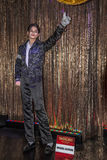 Michael Jackson's wax figure at the Wax Museum Stock Photos