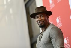 Michael Jai White attends `Dragged Across Concrete` Royalty Free Stock Image