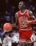 Michael Jordan lizenzfreie stockbilder