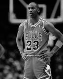 Michael Jordan, Chicago Bulls Royalty Free Stock Image