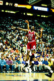 Michael Jordan Chicago Bulls Royalty Free Stock Photography