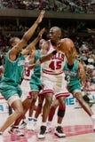 Michael Jordan, Chicago Bulls Stock Photo