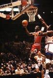Michael Jordan Chicago tjurar royaltyfria bilder