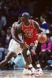 Michael Jordan Chicago tjurar arkivfoton
