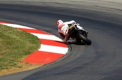 Michael Jordan Suzuki racing Stock Image