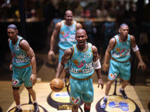 Michael Jordan in TOY SOUL 2015 Royalty Free Stock Images