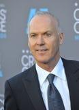 Michael Keaton. LOS ANGELES, CA - JANUARY 15, 2015: Michael Keaton at the 20th Annual Critics' Choice Movie Awards at the Hollywood Palladium Stock Photography