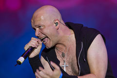Michael Kiske (Unisonic) Stock Image