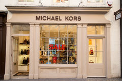 Michael Kors Foto de Stock Royalty Free
