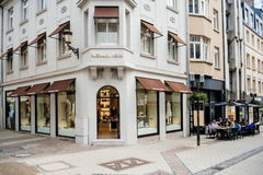 Michael Kors luxury flagship store Stock Images