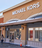 Michael Kors outlet. Royalty Free Stock Photography