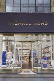Michael Kors shop Stock Photography