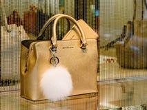 Michael Korso torba dla sprzedaży w piękno sklepie Fotografia Royalty Free