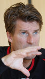 Michael Laudrup coach Stock Photography