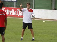 Michael Laudrup 012 Royalty Free Stock Photos
