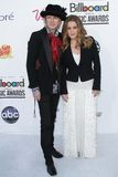 Michael Lockwood, Lisa Marie Presley bij de Aankomst van de Toekenning van de Muziek van het Aanplakbord van 2012, MGM Grand, Las  Royalty-vrije Stock Afbeelding