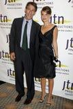 Michael Lynton, Natalie Portman Royalty Free Stock Image