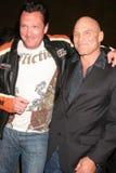 Michael Madsen,Patrick Kilpatrick Royalty Free Stock Image
