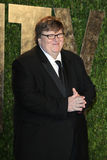 Michael Moore, Vanity Fair Royalty Free Stock Photo