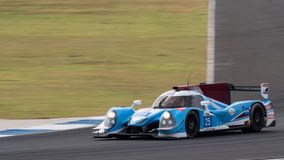 Michael Munemann of Algarve Pro Racing in Asian Le Mans Series - Royalty Free Stock Photo