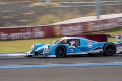 Michael Munemann of Algarve Pro Racing in Asian Le Mans Series - Royalty Free Stock Photos