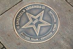 Michael Palin stjärna Royaltyfri Bild