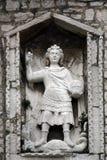 Michael patron saint of Sibenik Royalty Free Stock Photos
