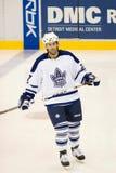 Michael Peca der Toronto Maple Leafs lizenzfreies stockfoto