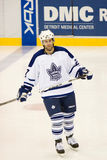 Michael Peca  Of The Toronto Maple Leafs Royalty Free Stock Photo