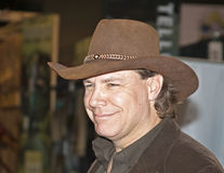 Michael Peterson - festival de música de CMA 2009 Imagen de archivo libre de regalías