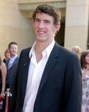 Michael Phelps Royalty-vrije Stock Afbeeldingen