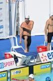 Michael Phelps, Open edf 2010 Royalty Free Stock Photography