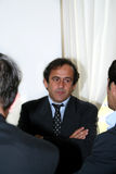 Michael Platini Royalty Free Stock Image