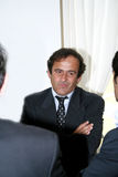 Michael Platini Stock Photo