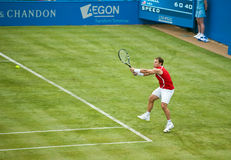 Michael Russell Tennis player Royalty Free Stock Photo