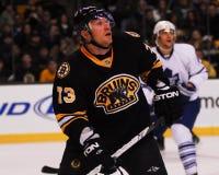 Michael Ryder, μπροστινός, Boston Bruins Στοκ φωτογραφία με δικαίωμα ελεύθερης χρήσης