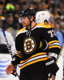 Michael Ryder, μπροστινός, Boston Bruins Στοκ φωτογραφίες με δικαίωμα ελεύθερης χρήσης