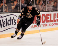 Michael Ryder, μπροστινός, Boston Bruins Στοκ Εικόνα