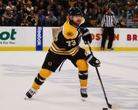 Michael Ryder, en avant, Boston Bruins Photographie stock libre de droits