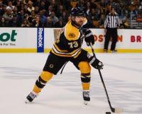 Michael Ryder som är framåt, Boston Bruins Royaltyfri Fotografi